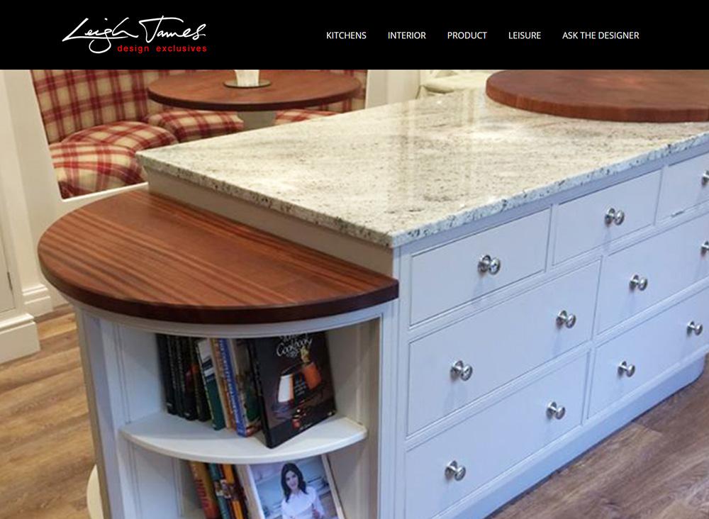 leigh james designs